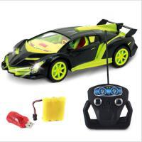 遥控车充电带灯光漂移摇控汽车赛车男孩儿童玩具车模型小孩无线