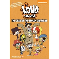 The Loud House #12: The Cae of The Stolen