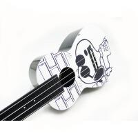 支持货到付款 Vorson  23寸 C型 彩印 ukulele 尤克里里   标准弦长 乌克丽丽 ukulele 小四弦专业音准 夏威夷小吉他   ( 送琴套+3个拨片+教程一本)  AUP-24-39