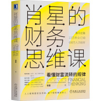 肖星的财务思维课 机械工业出版社