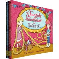 【英文原版】The Fairytale Hairdresser 全8册 新编经典的童话 女孩版
