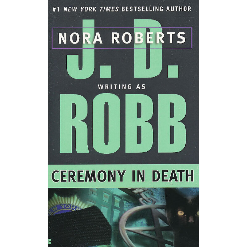 Ceremony in Death(ISBN=9780425157626) 英文原版