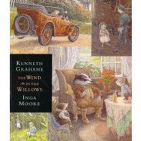 Wind in the Willows 柳林风声(经典插图版) ISBN9781406317428