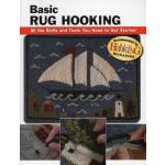 【预订】Basic Rug Hooking: All the Skills and Tools You Need to