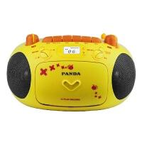 熊猫 CD机cd201幼教机胎教机录音机磁带面包机收录收音机卡通款六一好礼物!