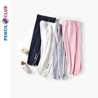 【秒杀价:32.25元】铅笔俱乐部童装女童针织紧身裤儿童打底裤中大童韩版2021春装新款