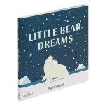 Little Bear Dreams 小熊的梦想 英文原版儿童绘本 3-6岁