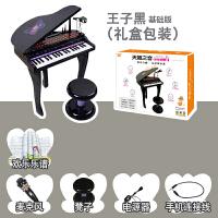儿童电子琴 宝宝钢琴玩具琴1-3-6岁初学者小猪佩奇年货生日礼物