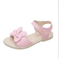 2019夏季新款韩版女童鞋子宝宝软底鞋女童凉鞋公主鞋儿童凉鞋