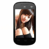 ZTE/中兴 U791 双卡双待 智能手机 安卓2.3