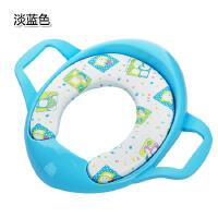 带扶手儿童马桶坐便器男女宝宝大号座便器坐便圈厕所坐便凳马桶圈