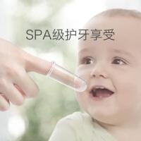 babycare手指套牙刷 ��貉浪⒂�和�硅�z�毛����乳牙刷0-1-2-3�q