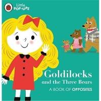 Little Pop-Ups: Goldilocks and the Three