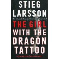 龙纹身的女孩 英文原版 The Girl with the Dragon Tattoo 龙纹身的女孩 大卫・芬奇执导的