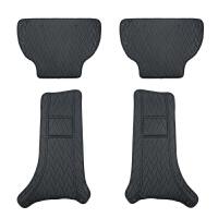 专用于凯迪拉克XT5改装防踢垫后排座椅保护垫xt5车内饰B柱防护垫