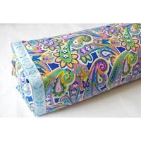薰衣草枕头助睡眠改善失眠纯棉老粗布荞麦壳中式可调节护颈枕