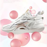 【券后预估价:149】361灵跃|女鞋运动鞋2021夏季新款透气跑鞋减震轻便跑步鞋休闲鞋女