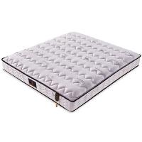床垫1.5米1.8米床软硬两用椰弹簧床垫20CM厚定制 特惠型:精钢弹簧+海绵+羊绒 偏软