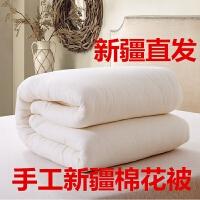 新生婴儿童褥子宝宝被幼儿园床垫被子全棉花被芯小孩棉絮订做棉被