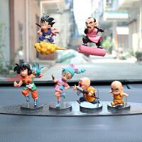 七龙珠汽车装饰品摆件车载车内饰品车上摆件可爱漂亮高档创意男士