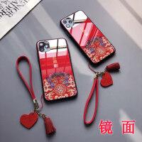 Huawei宫花镜子华为10pro手机壳mate10pro/20X中国风荣耀20pro女