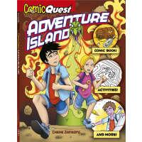 ComicQuest ADVENTURE ISLAND (【按需印刷】)