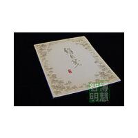 日本KOKUYO国誉 320 绢自信纸 书信纸 信纸 竖线