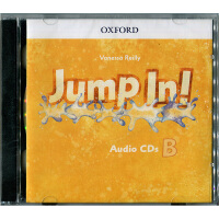 牛津幼儿英语教材 Jump In! Audio CDs Level B
