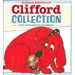Clifford Collection-The Original 6 Stories! 大红狗50周年纪念版:手绘原稿精装故事集(6个故事) ISBN9780545450133