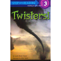 Twisters! (Step into Reading, Step 3) 龙卷风 ISBN 978037586224