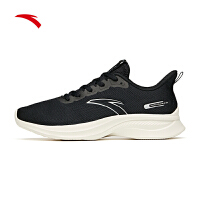【夏季新品福利购】【到手价204】安踏运动鞋男 2021新款跑步鞋透气官网男鞋112125570-6