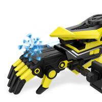 变形玩具金刚大黄蜂机械手臂电动连发森毅*抢男生玩具枪六一儿童节礼物 +3万水弹