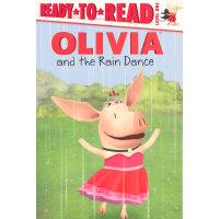 OLIVIA and the Rain Dance 奥莉薇和祈雨舞9781442435421