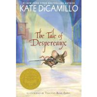 双鼠记 浪漫鼠德佩罗 纽伯瑞金奖 英文原版 The Tale of Despereaux