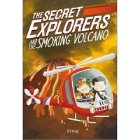 DK出版2021 The Secret Explorers and the Smoking 英文原版 秘密探险家和冒烟的