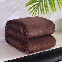 毛毯女男毯子加厚冬季珊瑚绒盖毯法兰绒床单法莱绒双单人宿舍学生定制
