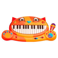 猫琴 大嘴猫早教宝宝电子琴儿童初学音乐玩具 猫琴.