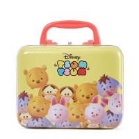 米奇米妮小熊维尼TSUMTSUM松松铁盒手提便携卡通礼盒男孩儿童宝宝玩具 小熊维尼