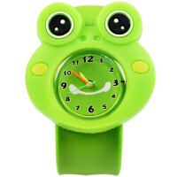 儿童玩具手表2-4岁女孩男孩卡通拍拍表幼儿可爱小童啪啪圈电子表