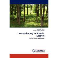 【预订】Lac-Marketing in Purulia District