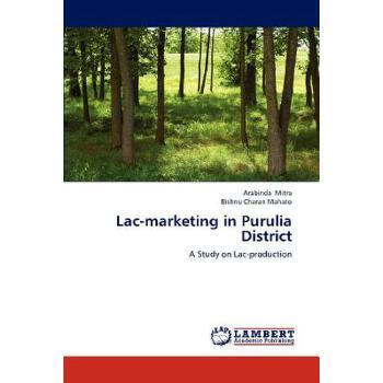 【预订】Lac-Marketing in Purulia District 预订商品,需要1-3个月发货,非质量问题不接受退换货。