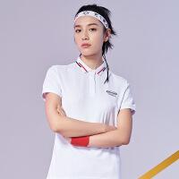 361短袖t恤女夏季新款女装翻领Polo衫运动短袖