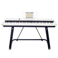 智能钢琴电钢琴 儿童初学便携式88键61键电子钢琴