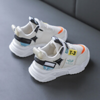 �和��\�有�透�饩W鞋春秋冬新男童女童老爹鞋����小童鞋