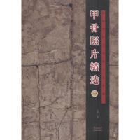 殷墟甲骨文书体分类萃编 甲骨照片精选 1 河南美术出版社