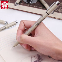 SAKURA樱花针管笔 樱花针笔 漫画设计草图笔绘图笔描图勾线笔