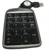 双飞燕 数字小键盘 TK-5 便携USB小键盘