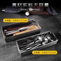 不锈钢消毒柜装汤勺勺子筷子篓收纳盒放餐具家用厨房沥水筷笼
