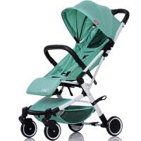 婴儿推车轻便折叠可坐可躺便携式迷你夏季超轻可躺坐宝宝手扒伞车a348zf10