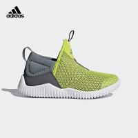 【到手价:199.5元】阿迪达斯(adidas)新款童鞋 CP9424 亮黄荧光/灰色
